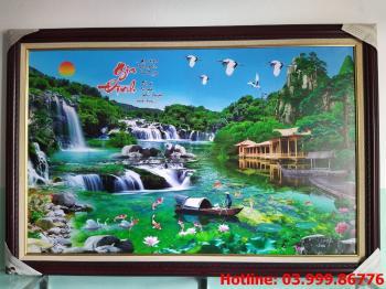 Tranh Canvas phong cảnh thiên nhiên 3